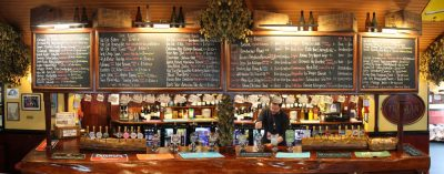 The Fat Cat Brewery Tap Bar
